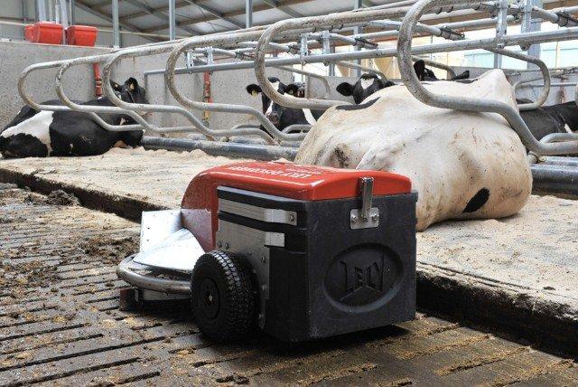 Der Saubermach-Roboter