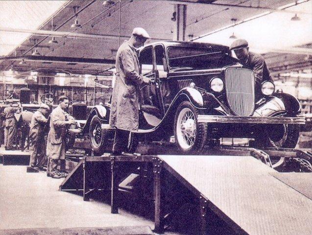 Ford Modell Y