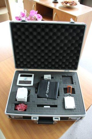 Der Sensorkoffer