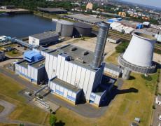 Datenströme im Heizkraftwerk